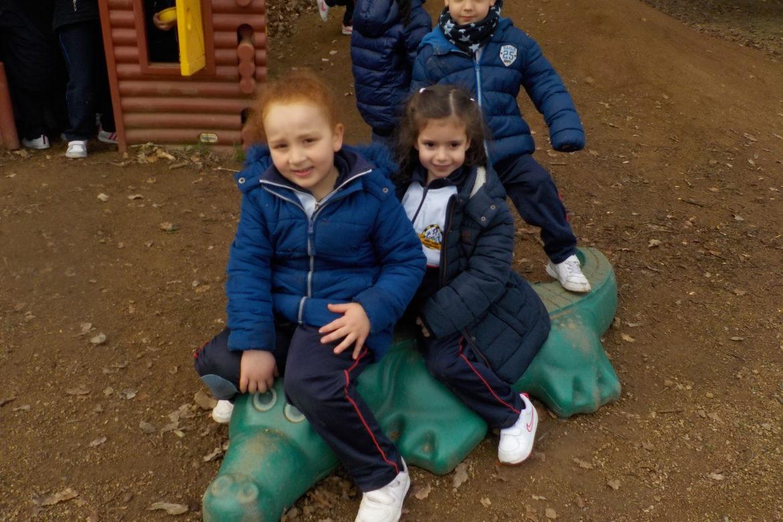 """Excursió d'Infantil a """"El Xaragall"""""""