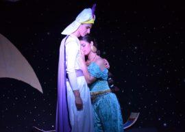 Aladdin, el musical de 4t d'ESO