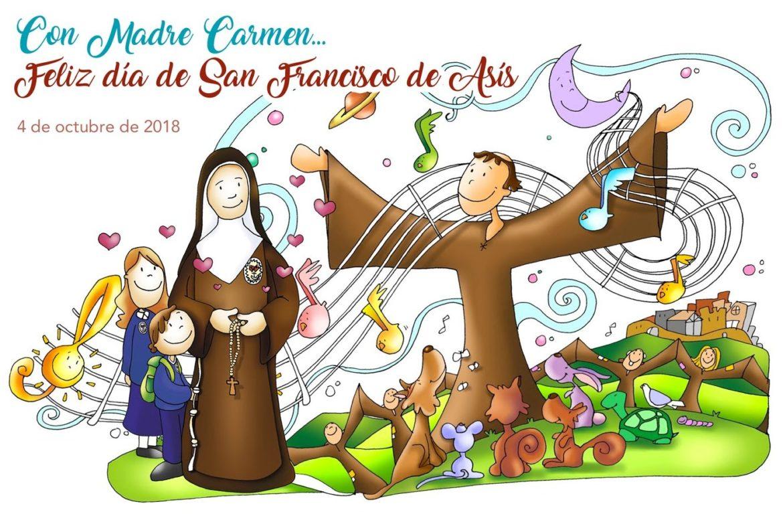 Celebrem el dia de Sant Francesc
