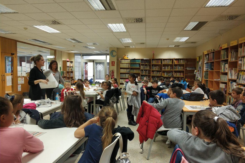 Sortida CM a la Fundació Iluro