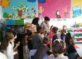 Festa de la Castanyada a Educació Infantil